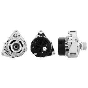 Lichtmaschine Rippenanzahl: 6 mit OEM-Nummer A0081549602