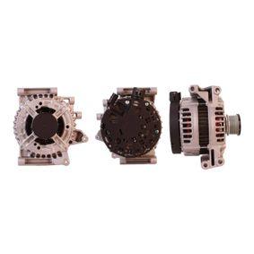 Generator Rippenanzahl: 6 mit OEM-Nummer A 0131549002