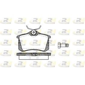 ROADHOUSE Bremseklodser 2263.01 med OEM Nummer 1H0615415