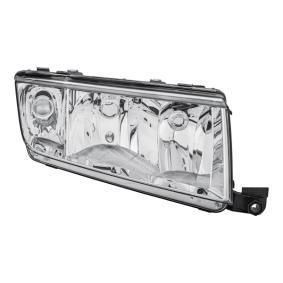 Hauptscheinwerfer für Fahrzeuge mit Leuchtweiteregelung (elektrisch), für Rechtsverkehr mit OEM-Nummer 6Y1941016H