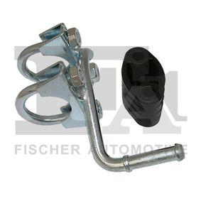 Halter, Abgasanlage mit OEM-Nummer 8200906479