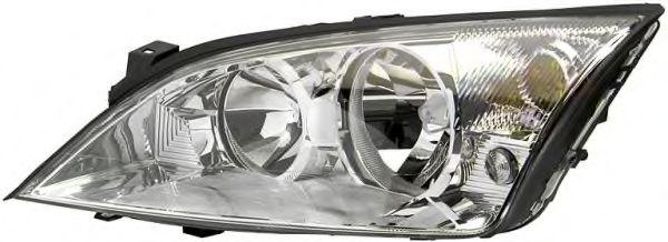 HELLA  1EF 009 057-021 Hauptscheinwerfer für Fahrzeuge mit Leuchtweiteregelung (elektrisch), für Rechtsverkehr