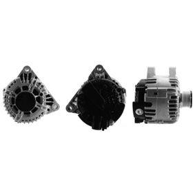Lichtmaschine Rippenanzahl: 6 mit OEM-Nummer 96 463 21 880