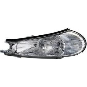 Hauptscheinwerfer für Fahrzeuge mit Leuchtweiteregelung (elektrisch), für Rechtsverkehr mit OEM-Nummer 1 058 420