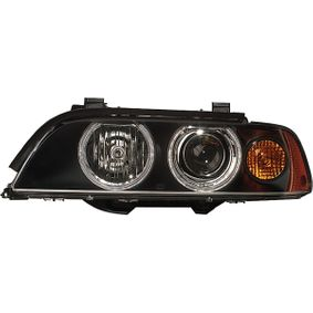 Hauptscheinwerfer 1EL 008 053-511 5 Touring (E39) 523i 2.5 Bj 2000