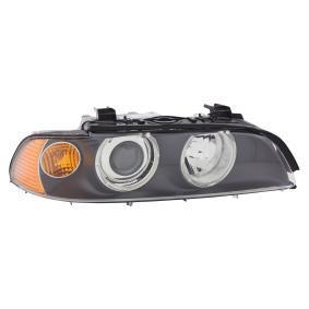 Hauptscheinwerfer 1EL 008 053-521 5 Touring (E39) 523i 2.5 Bj 1999