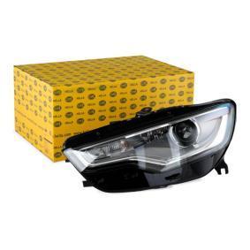 Hauptscheinwerfer für Fahrzeuge mit Kurvenlicht, für Fahrzeuge mit Xenon-Licht, für Rechtsverkehr mit OEM-Nummer 4G0941003C