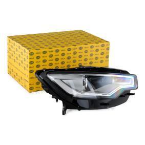 Hauptscheinwerfer für Fahrzeuge mit Kurvenlicht, für Fahrzeuge mit Xenon-Licht, für Rechtsverkehr mit OEM-Nummer 4G0941006