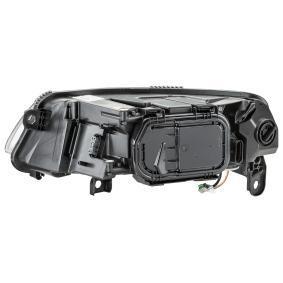 Hauptscheinwerfer für Fahrzeuge mit Kurvenlicht, für Rechtsverkehr mit OEM-Nummer 4F0941004BT