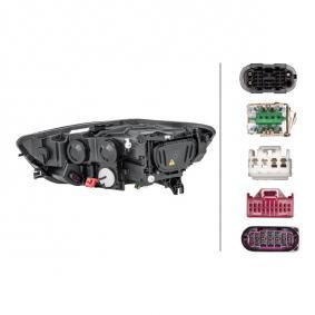 Hauptscheinwerfer für Fahrzeuge mit adaptiver Fernlichtregulierung, für Fahrzeuge mit Kurvenlicht, für Fahrzeuge mit Xenon-Licht, für Linksverkehr, für Rechtsverkehr mit OEM-Nummer 4G0941032