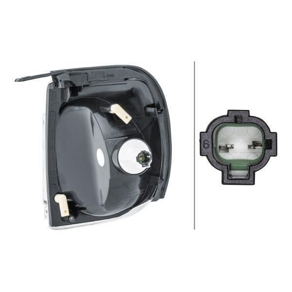 Side Marker Light HELLA 021317 rating