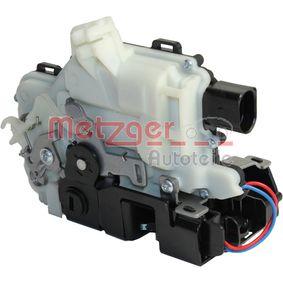 Türschloß VW PASSAT Variant (3B6) 1.9 TDI 130 PS ab 11.2000 METZGER Türschloß (2313059) für