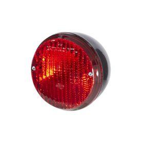 Luz de nevoeiro traseira P21W, vermelho com códigos OEM 20961