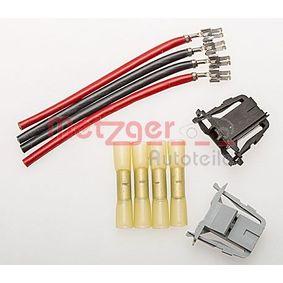 Kabelreparatursatz, Innenraumheizlüfter (Motorvorwärmsystem) mit OEM-Nummer 68 45 788