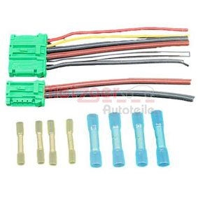 Kabelreparatursatz, Innenraumheizlüfter (Motorvorwärmsystem) mit OEM-Nummer 7701 207 718