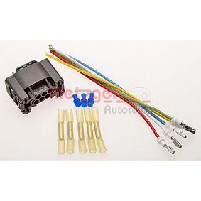 Kabelsatz VW PASSAT Variant (3B6) 1.9 TDI 130 PS ab 11.2000 METZGER Reparatursatz, Kabelsatz (2323010) für