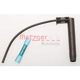 Opravná sada kabelu, żhavící svíčka 2324016 Octa6a 2 Combi (1Z5) 1.6 TDI rok 2009