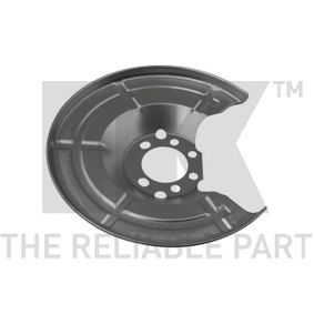 2007 Vauxhall Astra H 1.8 Splash Panel, brake disc 233609