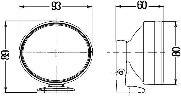 Kit de feux diurnes HELLA 2PT 008 935-801 évaluation