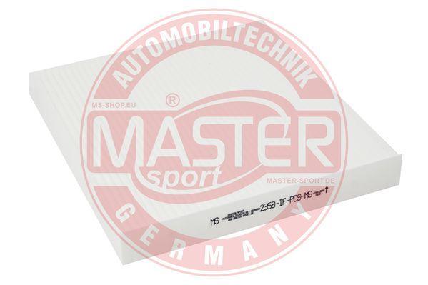 Pollenfilter MASTER-SPORT 2358-IF-PCS-MS Bewertung
