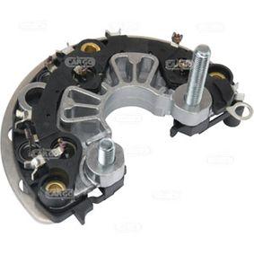 Gleichrichter, Generator mit OEM-Nummer 12317501595