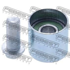 Deflection / Guide Pulley, timing belt with OEM Number 06B109244