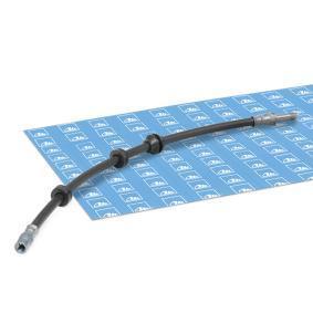 ATE  24.5105-0442.3 Bremsschlauch Länge: 442mm, Außengewinde: M10x1mm