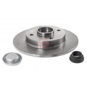 Bremsscheibe Bremsscheibendicke: 9,0mm, Lochanzahl: 4, Ø: 249,0mm mit OEM-Nummer 42.49.65