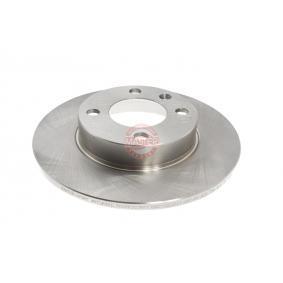 Bremsscheibe Bremsscheibendicke: 10,0mm, Lochanzahl: 4, Ø: 239,0mm mit OEM-Nummer 823615301