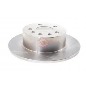 Bremsscheibe Bremsscheibendicke: 10,0mm, Lochanzahl: 5, Ø: 286,0mm mit OEM-Nummer 483 9338