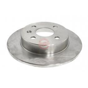 Brake Disc 24011002511-PCS-MS Astra Mk5 (H) (A04) 1.8 MY 2005