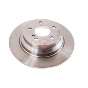 Bremsscheibe Bremsscheibendicke: 10,0mm, Lochanzahl: 5, Ø: 300,0mm mit OEM-Nummer A 2114230712