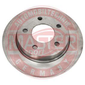 Brake Disc 24011101641-PCS-MS 3 (BL) 2.5 MY 2010