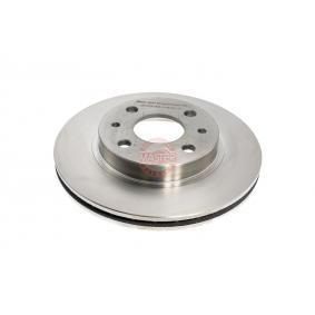 Bremsscheibe Bremsscheibendicke: 19,5mm, Lochanzahl: 4, Ø: 239,0mm mit OEM-Nummer 2110 3501 070