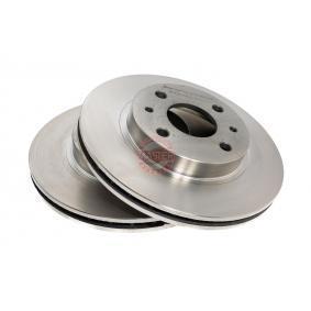 Bremsscheibe Bremsscheibendicke: 19,5mm, Lochanzahl: 4, Ø: 239,0mm mit OEM-Nummer 2110 3501070