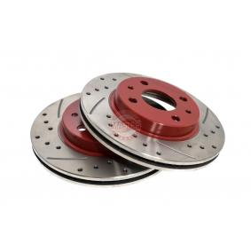 Bremsscheibe Bremsscheibendicke: 19,5mm, Lochanzahl: 4, Ø: 239,0mm mit OEM-Nummer 2110-3501070
