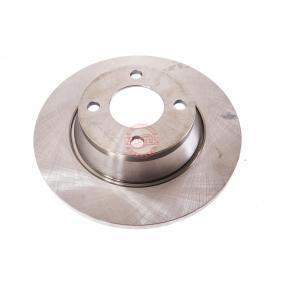 Bremsscheibe Bremsscheibendicke: 13,0mm, Lochanzahl: 4, Ø: 280mm mit OEM-Nummer 8A0.615.301D