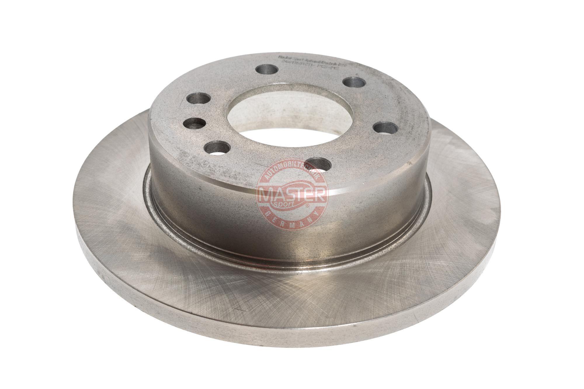 Bremsscheiben 24011601211-PCS-MS MASTER-SPORT 211601210 in Original Qualität
