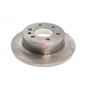 Bremsscheibe Bremsscheibendicke: 16,0mm, Lochanzahl: 6, Ø: 298mm mit OEM-Nummer A9064230012