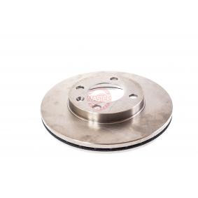 Bremsscheibe Bremsscheibendicke: 20,0mm, Lochanzahl: 4, Ø: 239,0mm mit OEM-Nummer 321 615 301A