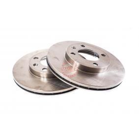 Bremsscheibe Bremsscheibendicke: 20,0mm, Lochanzahl: 4, Ø: 239mm mit OEM-Nummer 321.615.301 C