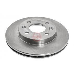 Bremsscheibe Bremsscheibendicke: 20,1mm, Lochanzahl: 4, Ø: 238mm mit OEM-Nummer 7701204286