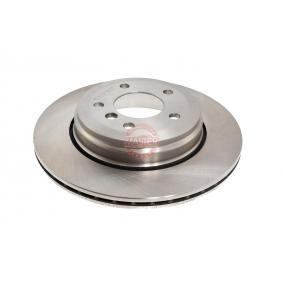 Bremsscheibe Bremsscheibendicke: 20,0mm, Lochanzahl: 5, Ø: 320,0mm mit OEM-Nummer 34 216 753 215