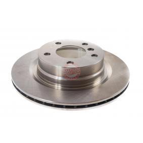 Bremsscheibe Bremsscheibendicke: 20,0mm, Lochanzahl: 5, Ø: 300,0mm mit OEM-Nummer 34 21 6 764 651