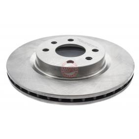 Bremsscheibe Bremsscheibendicke: 20,7mm, Lochanzahl: 4, Ø: 259,0mm mit OEM-Nummer 4020 600 QAA