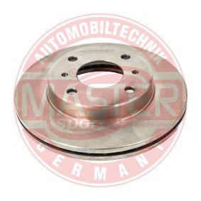 Bremsscheibe Bremsscheibendicke: 22,0mm, Lochanzahl: 4, Ø: 257,0mm mit OEM-Nummer 40206 71E06