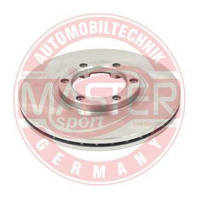 Bremsscheibe Bremsscheibendicke: 22,0mm, Lochanzahl: 6, Ø: 257,0mm mit OEM-Nummer 8.94172376.1