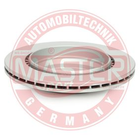 Bremsscheibe Bremsscheibendicke: 22,0mm, Lochanzahl: 5, Ø: 300,0mm mit OEM-Nummer 2204230212