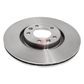 Bremsscheibe Bremsscheibendicke: 22,0mm, Lochanzahl: 5, Ø: 302mm mit OEM-Nummer 96 879 907 80