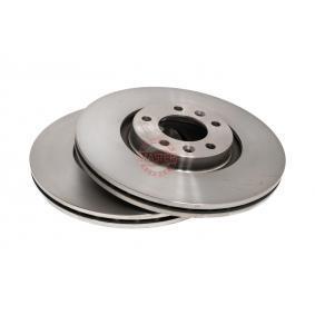Bremsscheibe Bremsscheibendicke: 22,0mm, Lochanzahl: 5, Ø: 302mm mit OEM-Nummer 96 87 990 780
